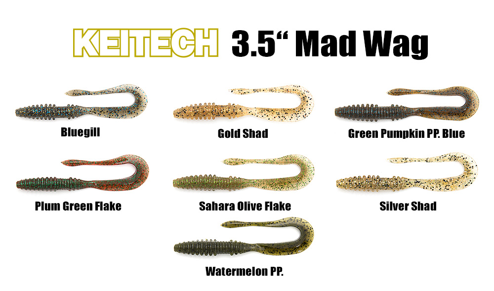 "3.5"" Mad Wag Farben"