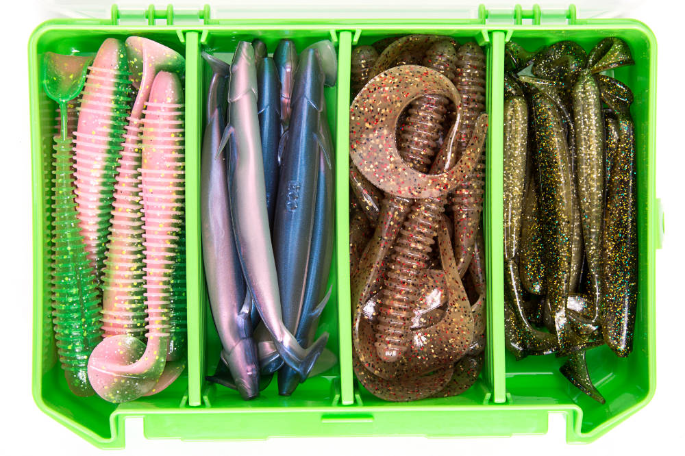 REINS Lure Case 3010 Fächer